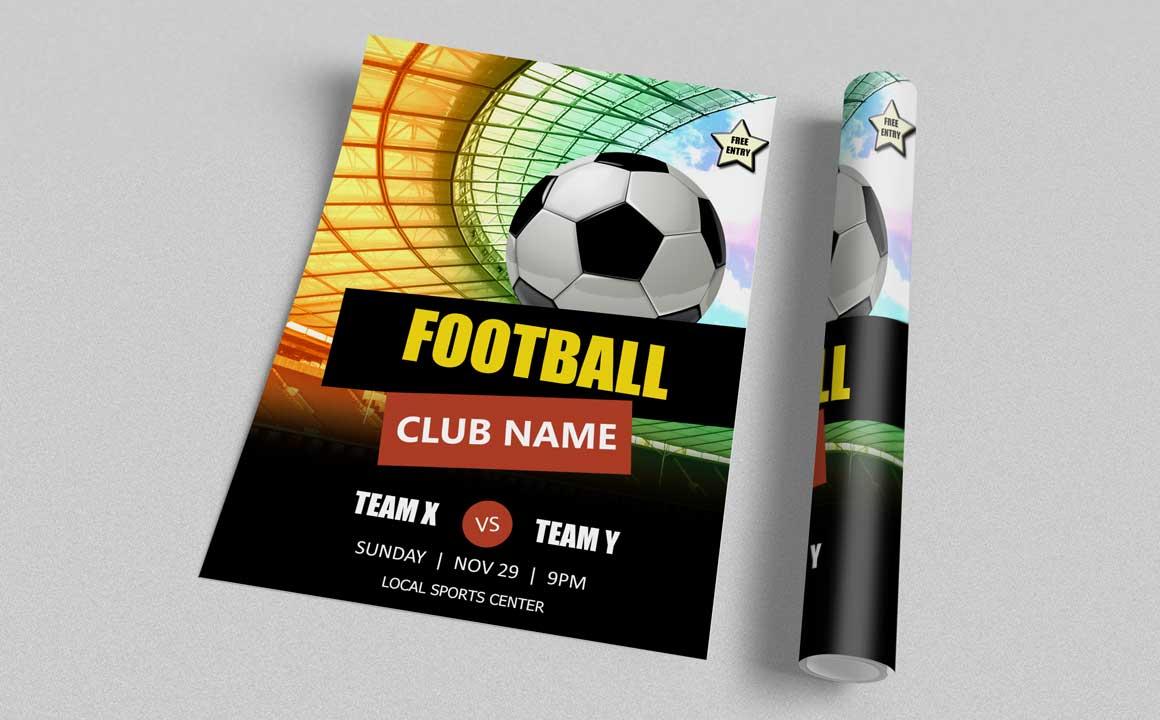 Free Football Flyer